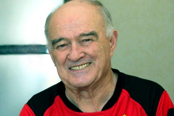 Легенда ростовского футбола Юрий Шикунов
