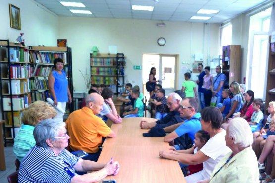 Очередное мероприятие в БИЦ им. М.В. Ломоносова