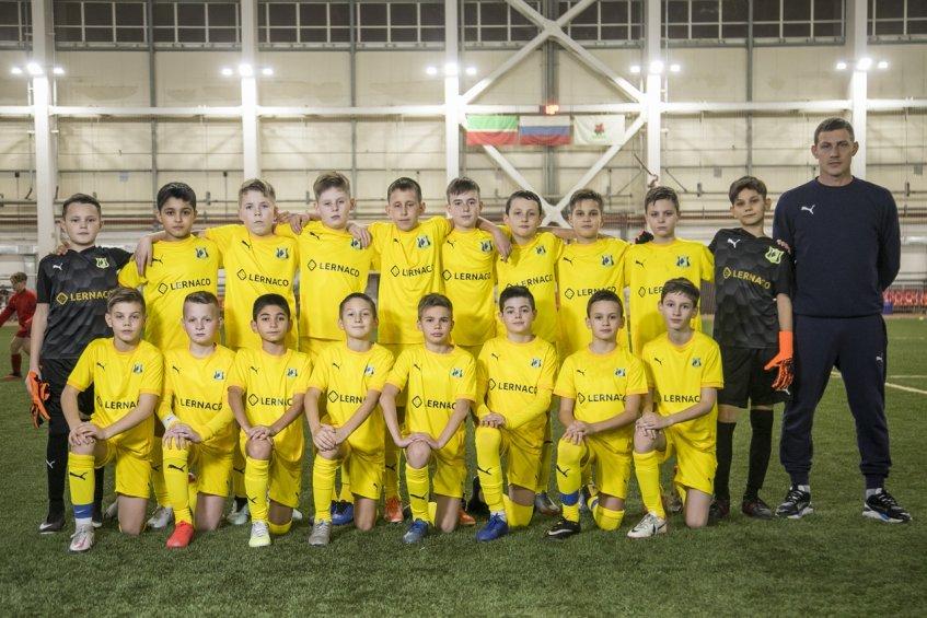Команда «Ростов-2009» - победитель турнира «Kazan Cup»