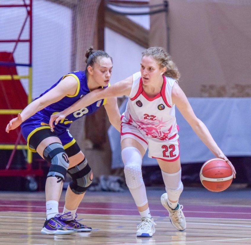 Ростовчанки в четвертьфинале одолели соперниц из Ставрополя