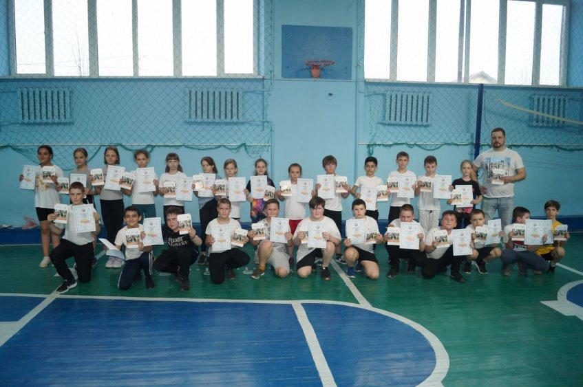 Участники мастер-класса Движение в
