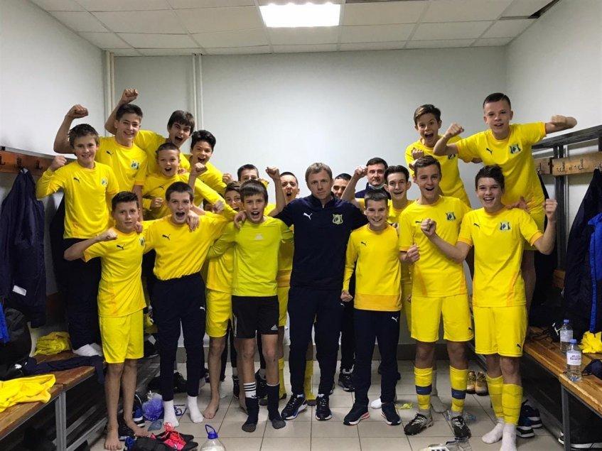 Юные ростовчане - победители турнира в Казани