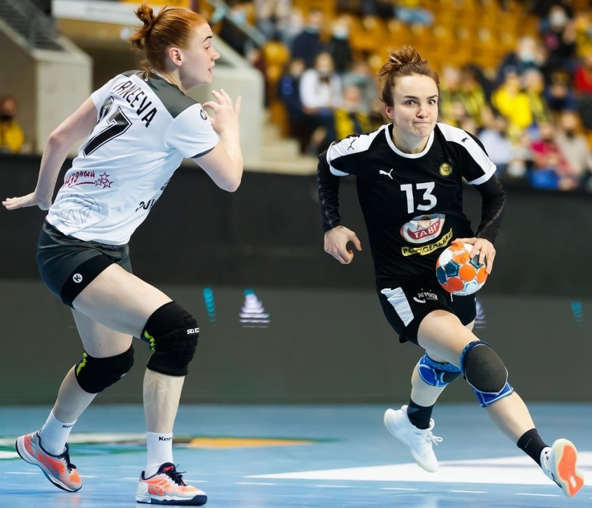 В марте «Ростов-Дон» и «Астраханочка» соперничали в полуфинале Кубка России
