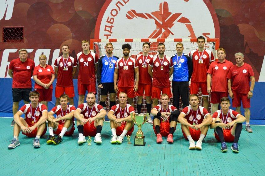«Донские казаки-ЮФУ» - обладатели Кубка памяти С.И. Шило