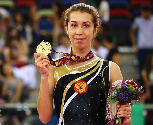 Анна Корнетская стала чемпионкой Европы
