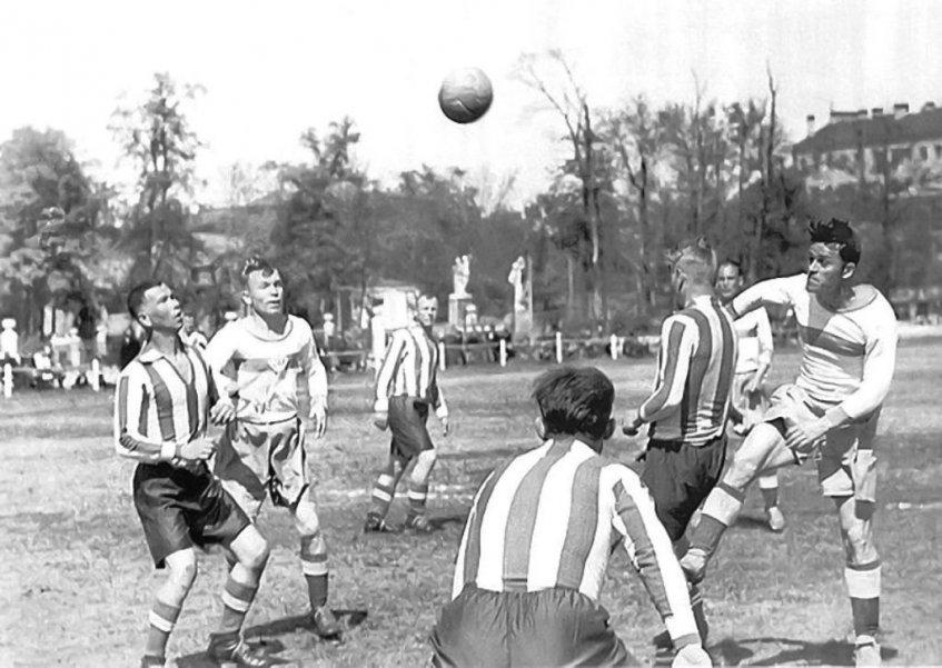 1942 год. Футбольный «матч жизни» в блокадном Ленинграде