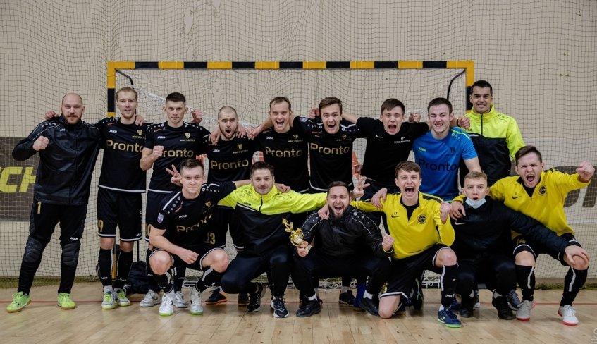 МФК «Ростов» занял итоговое четвертое место в высшей лиге