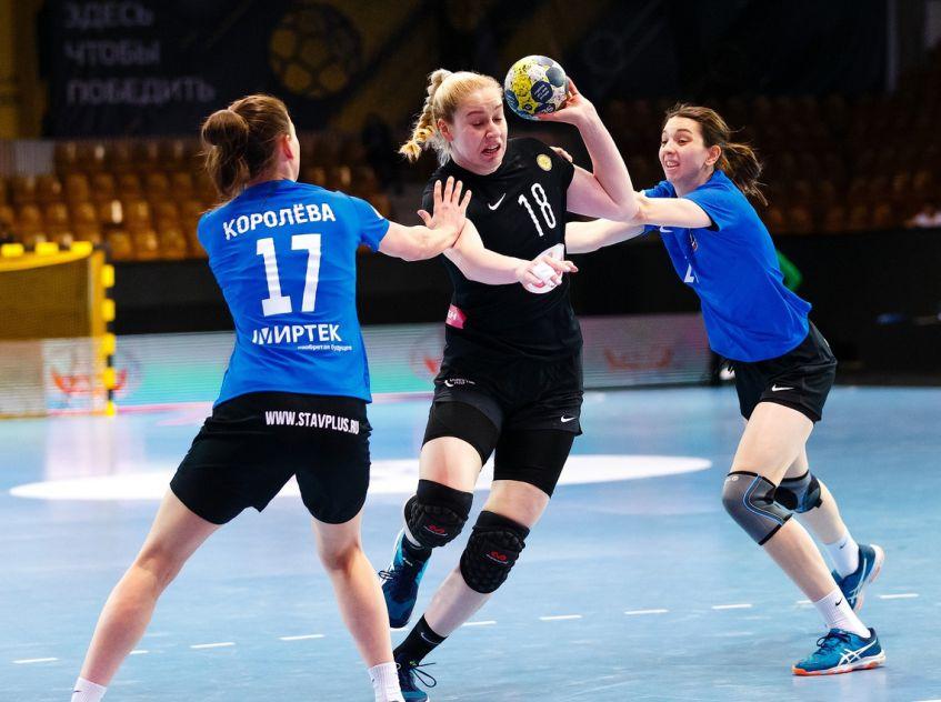 «Ростов-Дон» на одном дыхании прошел в четвертьфинале соперниц из Ставрополя