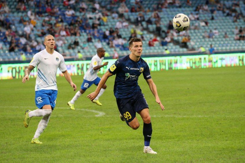 Дмитрий Полоз, в августе перешедший в «Ростов» из «Сочи», забил бывшему клубу