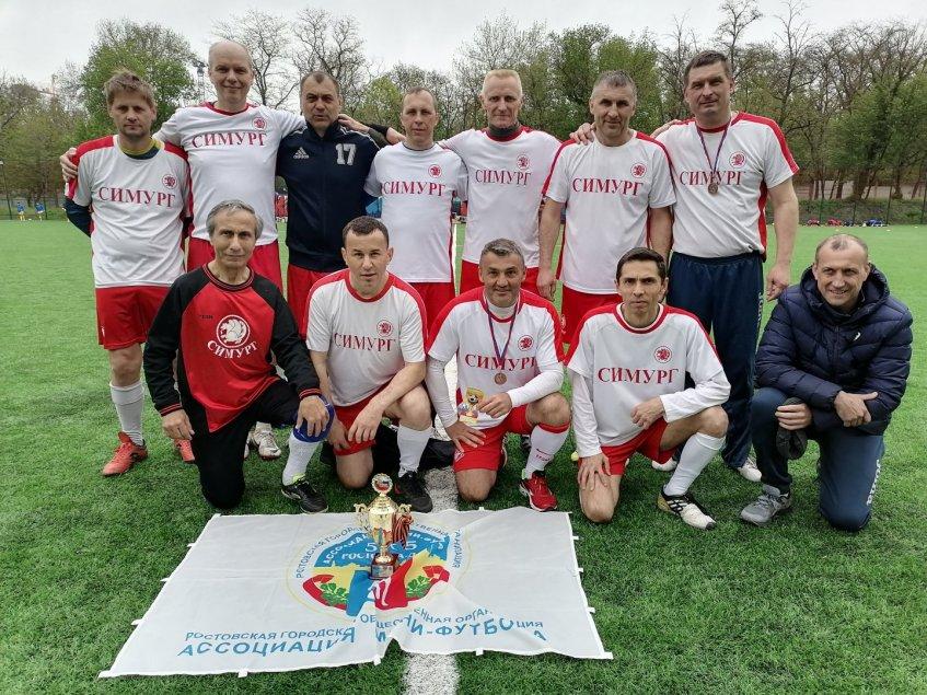 Команда «Симург» - обладатель Кубка Победы