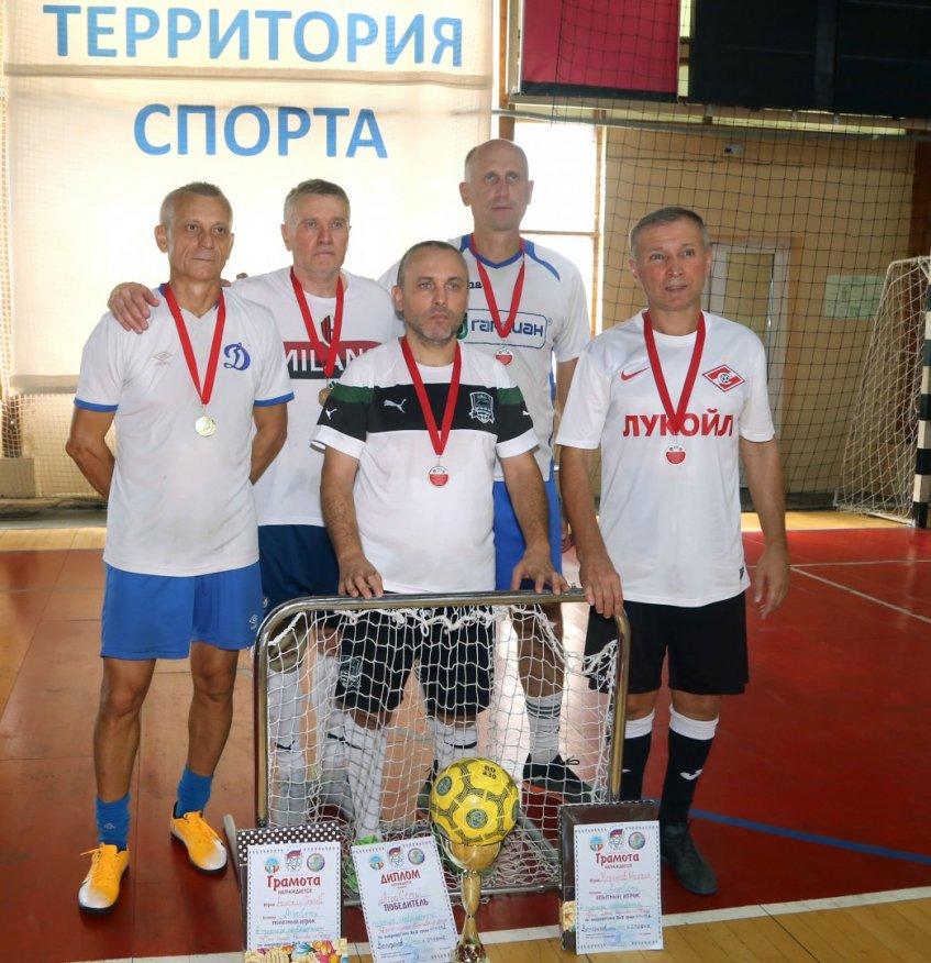 Команда «АгроСеть» - победитель турнира
