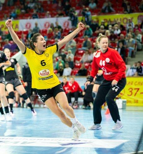 «Ростов-Дон» в Астрахани одержал убедительную победу