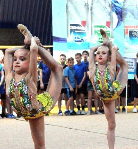 «Художественная гимнастика - это не только спорт, но и искусство»