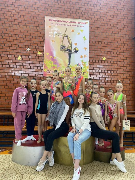Воспитанницы ростовской ДЮСШ № 5 на турнире во Владимире