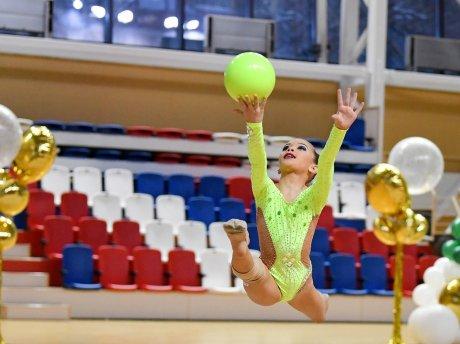 Донские гимнастки успешно выступили на соревнованиях в столице