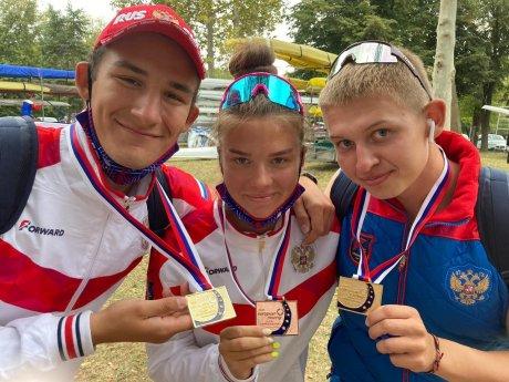 Донские медалисты чемпионата Европы