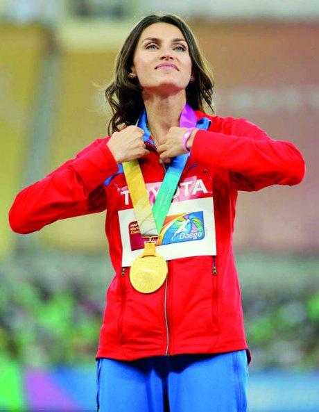 Анне Чичеровой в числе прочих «параллельных» донских легкоатлетов закрыли дорогу на Олимпиаду в Рио