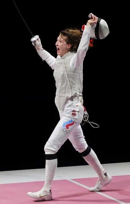 Лариса Коробейникова – бронзовый призер Олимпиады-2020