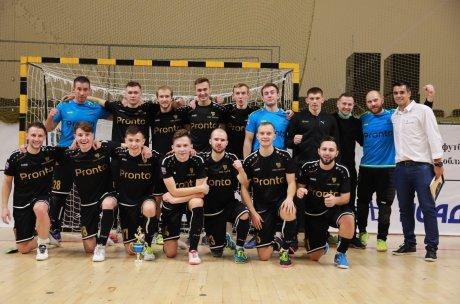 МФК «Ростов»: есть первая победа в профессиональной лиге!