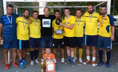 Команда «Ростов-Дон» впервые стала обладателем Кубка Распутина