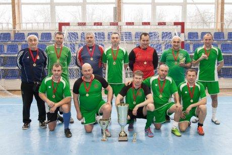 Команда «Роствертол» - победитель турнира