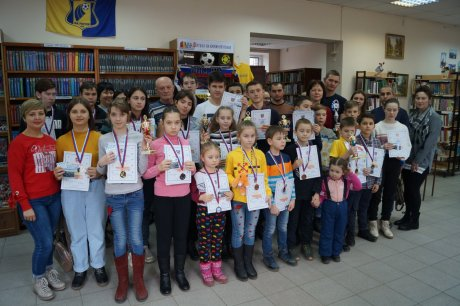 Участники турнира памяти Василия Сокова