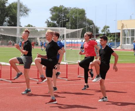 Профессиональные спортсмены Ростовской области уже могут начать тренировки