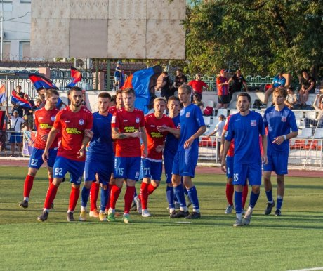 В матче «Туапсе» - СКА в составе команды хозяев играли два подставных футболиста