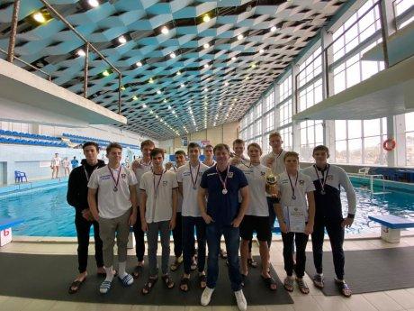 Сборная Ростовской области - серебряный призер первенства России U-17