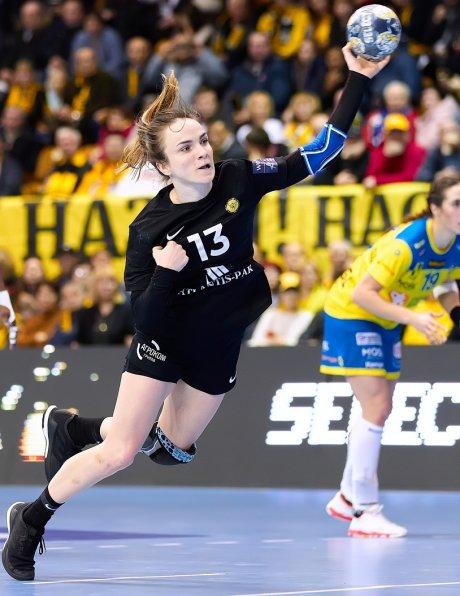 Анна Вяхирева признана MVP сезона в России