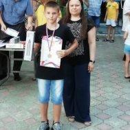 Денис Хрустьев и Анна Потатуева