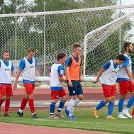 Футболисты ростовского СКА готовятся к новому сезону