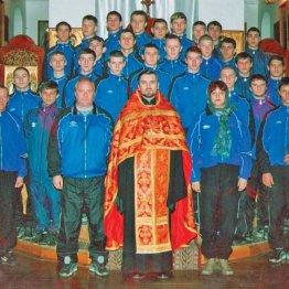 Команда ФШМ «Ростов» 1986 года рождения - первый выпуск школы