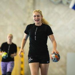 Владлена Бобровникова и ее партнерши по «Ростов-Дону» возобновили тренировки