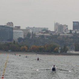 Гребной канал «Дон» в течение недели принимал всероссийские соревнования