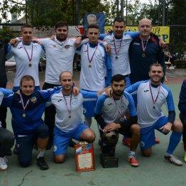 Команда «Фурнитерра» - победитель турнира