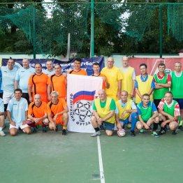 Участники турнира «Я - строитель»