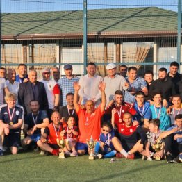 Участники и гости турнира