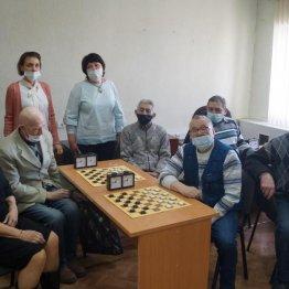 Участники заседания клуба «Грани серебряного возраста»