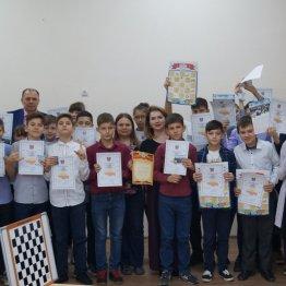 Ростовские лицеисты - участники мастер-класса