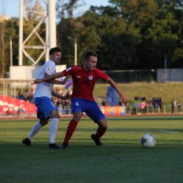 СКА уступил на своем поле ставропольскому «Динамо»