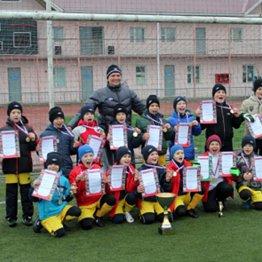 Команда СДЮСШОР-8 – победитель турнира «Весенние ласточки»