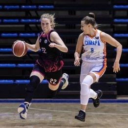Игры «Финала четырех» пройдут в Самаре