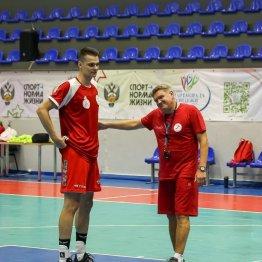 Новый главный тренер «Донских казаков-ЮФУ» Сергей Бебешко начал работу с командой