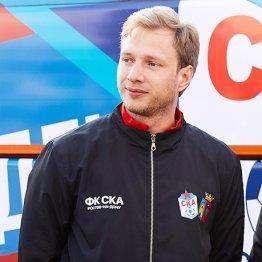 Главный тренер СКА Владимир Усин